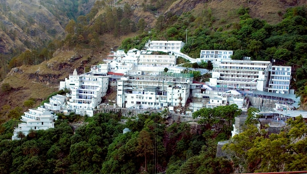 Vaishno Devi And Patnitop Trip