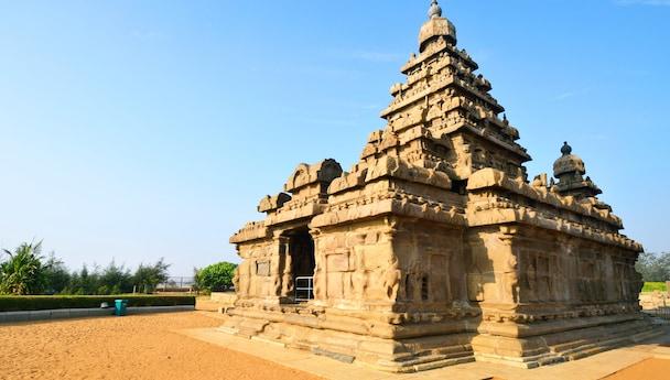Marvellous Rock Temples of Mahabalipuram