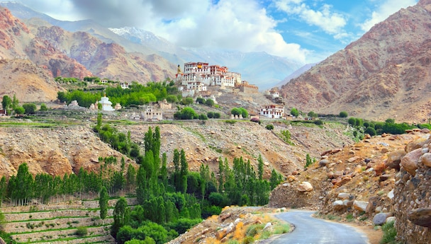 Ladakh with Nubra Valley & Pangong - Online Special