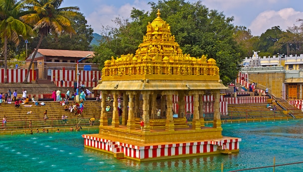 Divine Trip To Tirupati And Srikalahasthi - Andhra Pradesh