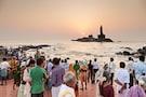 Tamil Nadu Temple Trip & Kovalam - DLX