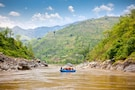 2N/3D in Ganga Kinare Boutique Hotel with Rafting and Wildlife Safari