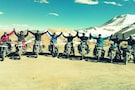 Royal Enfield Expedition - Leh & Manali