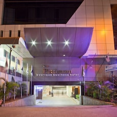 The Platinum Boutique Business Hotel