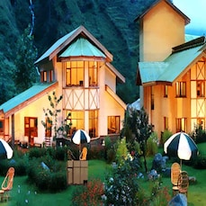 Solang Valley Resort MANALI