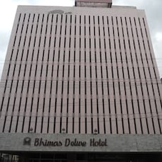 Hotel Bhimas Deluxe ( Next to Railway Station)