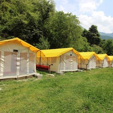 Into Wild Himalaya Camps