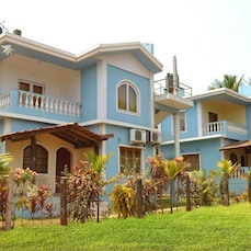 Morjim Blue House