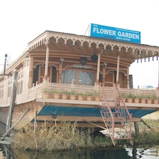 A Flower Garden Houseboat