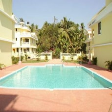 Private 3 Room Villa In Colva