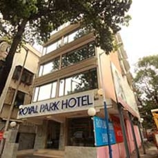 Hotel Royal Park P D Mello Road