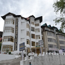 Hotel Manali Palace Height