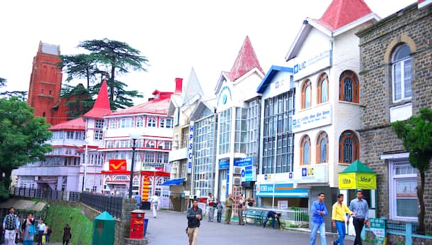 Shimla-Dalhousie-Chandigarh: Beautiful Himachal
