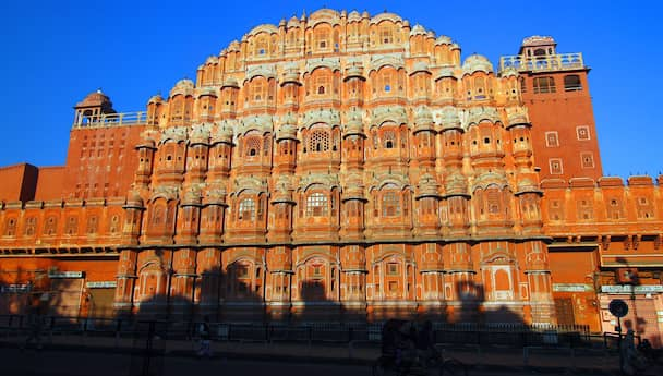 Rajasthan with Mt Abu: Spectacular Heritage
