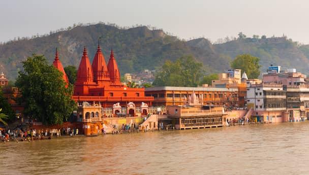 Haridwar And Rishikesh Trip!