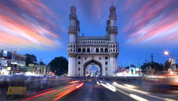 Mesmerising Hyderabad!