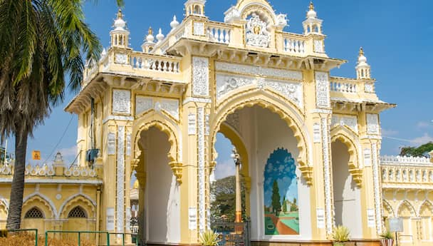 Mysore A Blend of Medieval and Natural Beauty