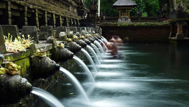Lavishing Bali!