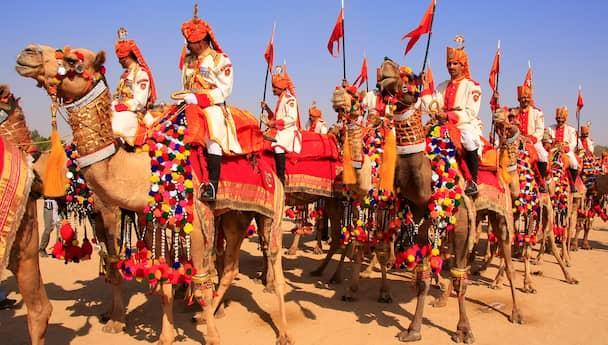 Marvellous Rajasthan Tour