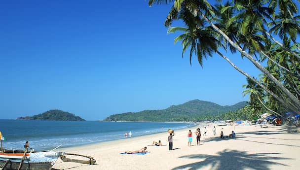 Forts and underwater adventures in Goa