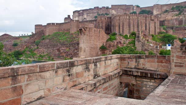 The Best Of Rajasthan Panorama - Standard