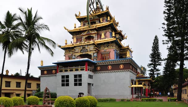 Picturesque Panorama & Temples of Coorg