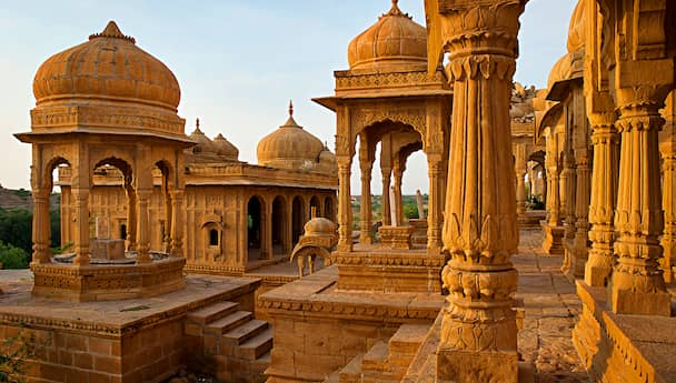 Romantic Rajasthan!