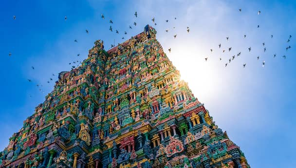 Appealing South India
