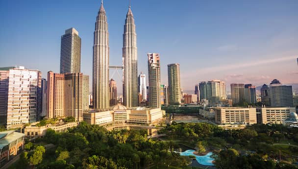 Singapore and Malaysia Special on Malindo Air - Basic