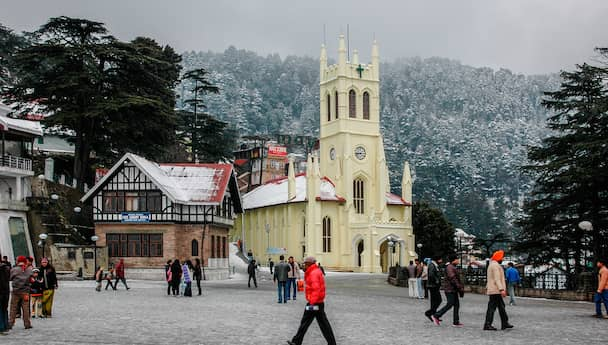 Breathtaking Shimla & Manali Package