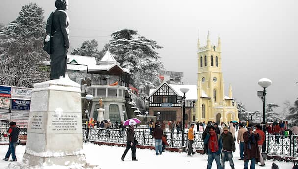 Shimla Tour In A Volvo!