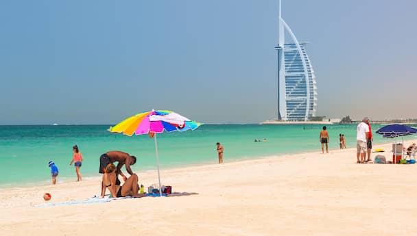 Dazzling Dubai - Fun, Shopping & More!