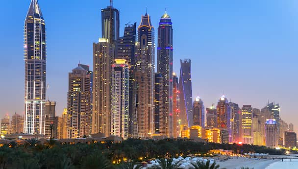 Dashing Dubai Trip!