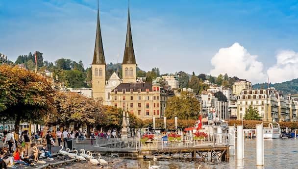 Thrilling Switzerland Tour