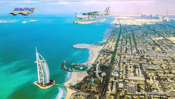 Dubai Tour with Sky Safari (Land Only)