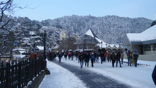 Shimla & Chandigarh Tour!