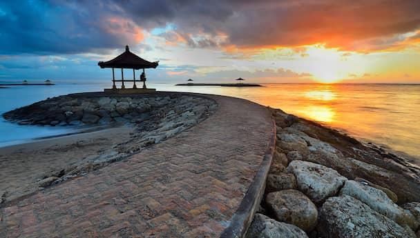 Exuberant Bali!
