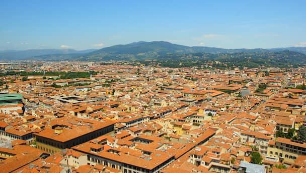 Tuscan Food, Wine And Art