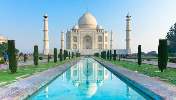 Weekend in Agra - Online Special