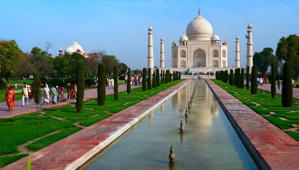 Golden Triangle Tour - Delhi, Jaipur And Agra