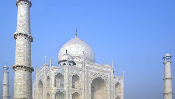 Taj Mahal Tour By Helicopter