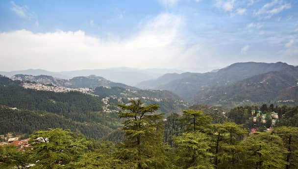 Glimpses Of  Himachal - A Relaxing Getaway To The Hills!