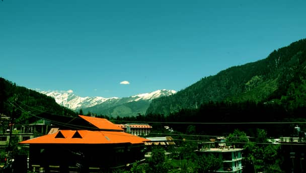 The Glimpses Of Manali