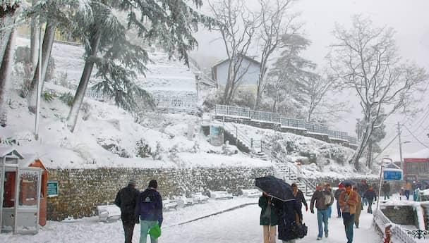 Blissful Shimla and Manali
