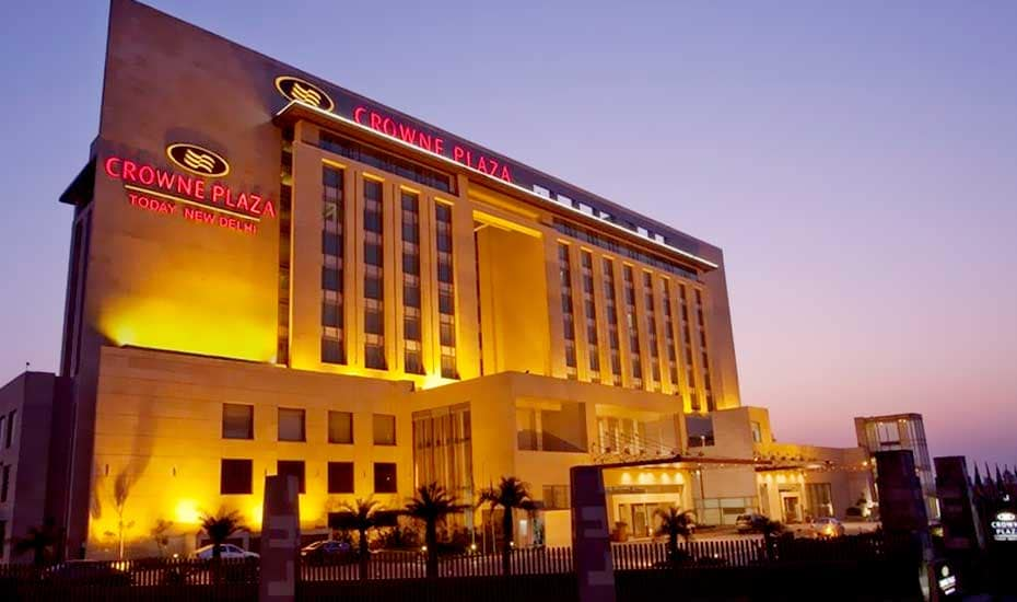 Crowne Plaza New Delhi
