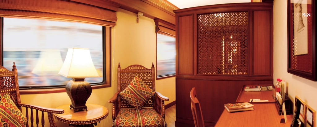 Maharajas Express The Indian Splendor