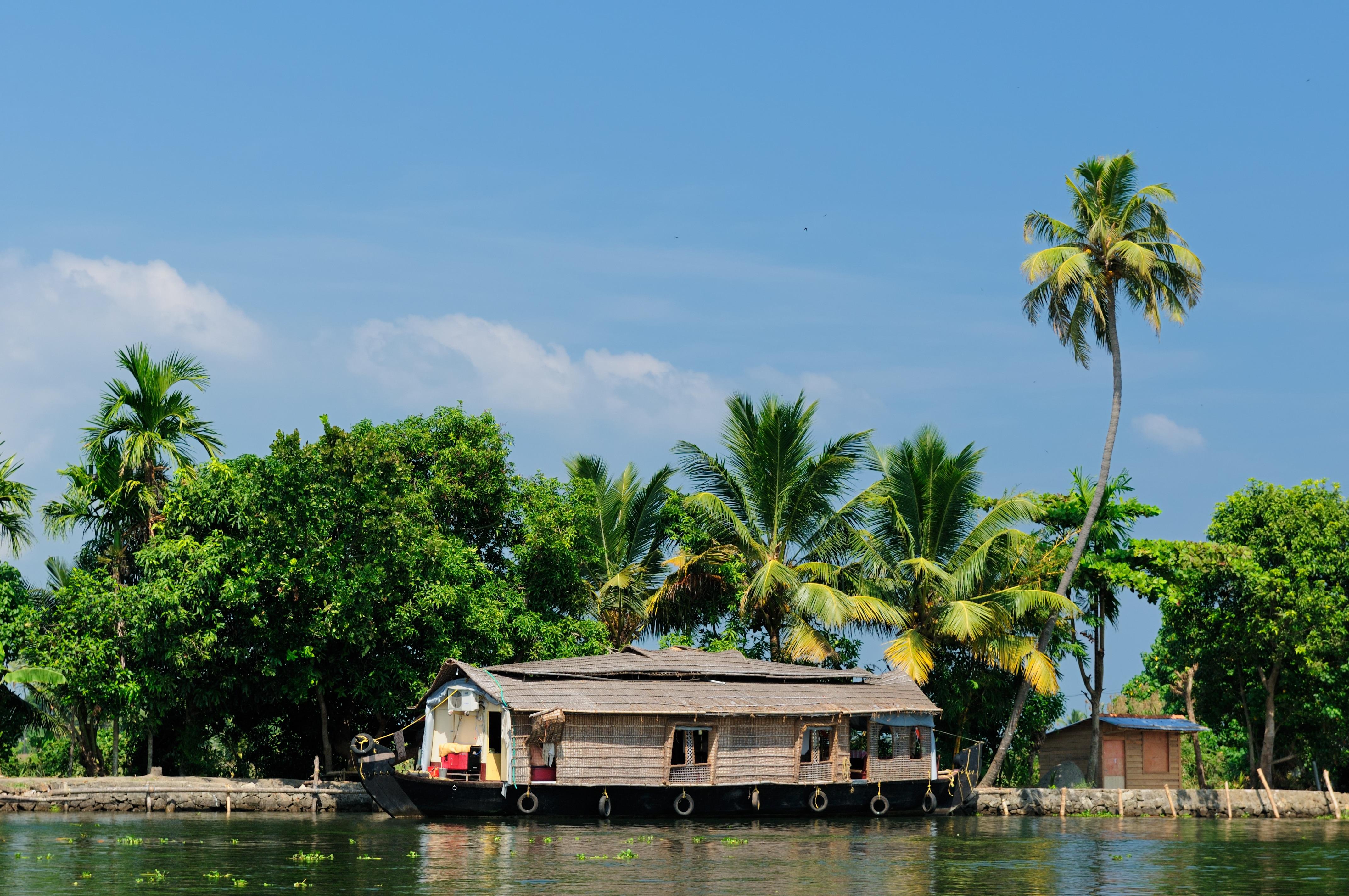 Kerala and Kovalam