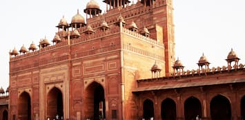 Everything That Makes Fatehpur Sikri A Dream In Red Sandstone In Agra