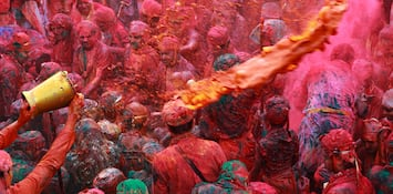 Holi With A Twist: 3 Cities in India That Celebrate The Festival Of Colors Unconventionally!