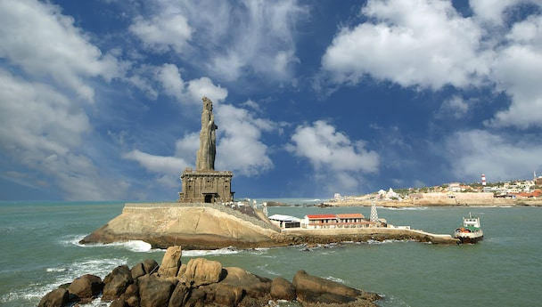 Coastal Splendours of Kerala & Kanyakumari